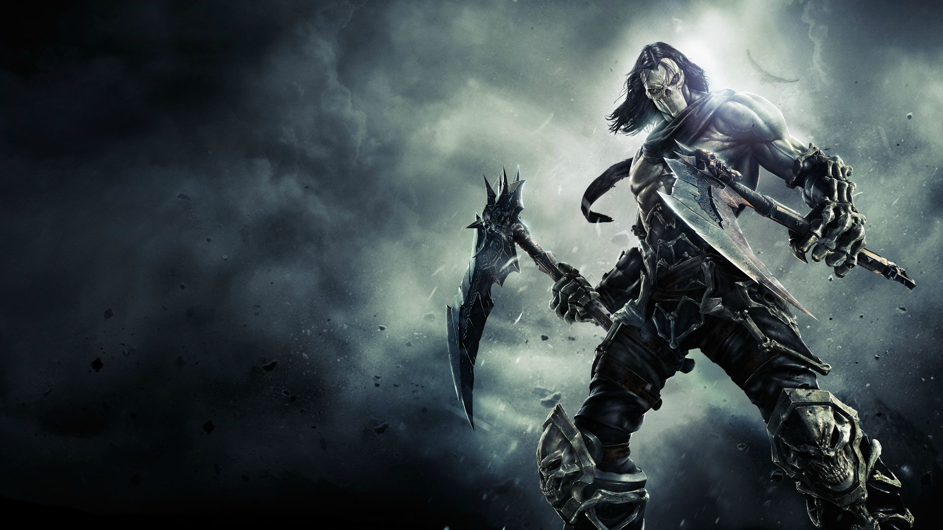 Cool Fantasy Wallpaper with Dark Knight Image HD Wallpapers for 1920x1080