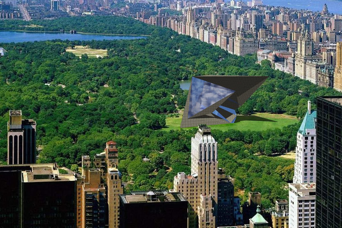 FUNNY GALLERY Central park wallpaper 1200x800