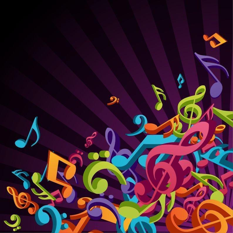 Музыка в разных форматах