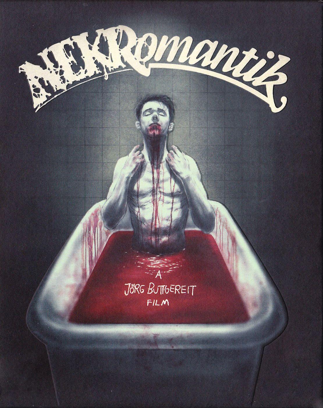 nekromantik 1987 Movie Posters in 2019 Classic horror 1110x1400