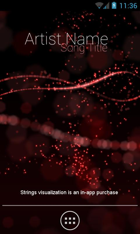 Audio Glow Live Wallpaper   Android Apps on Google Play 480x800