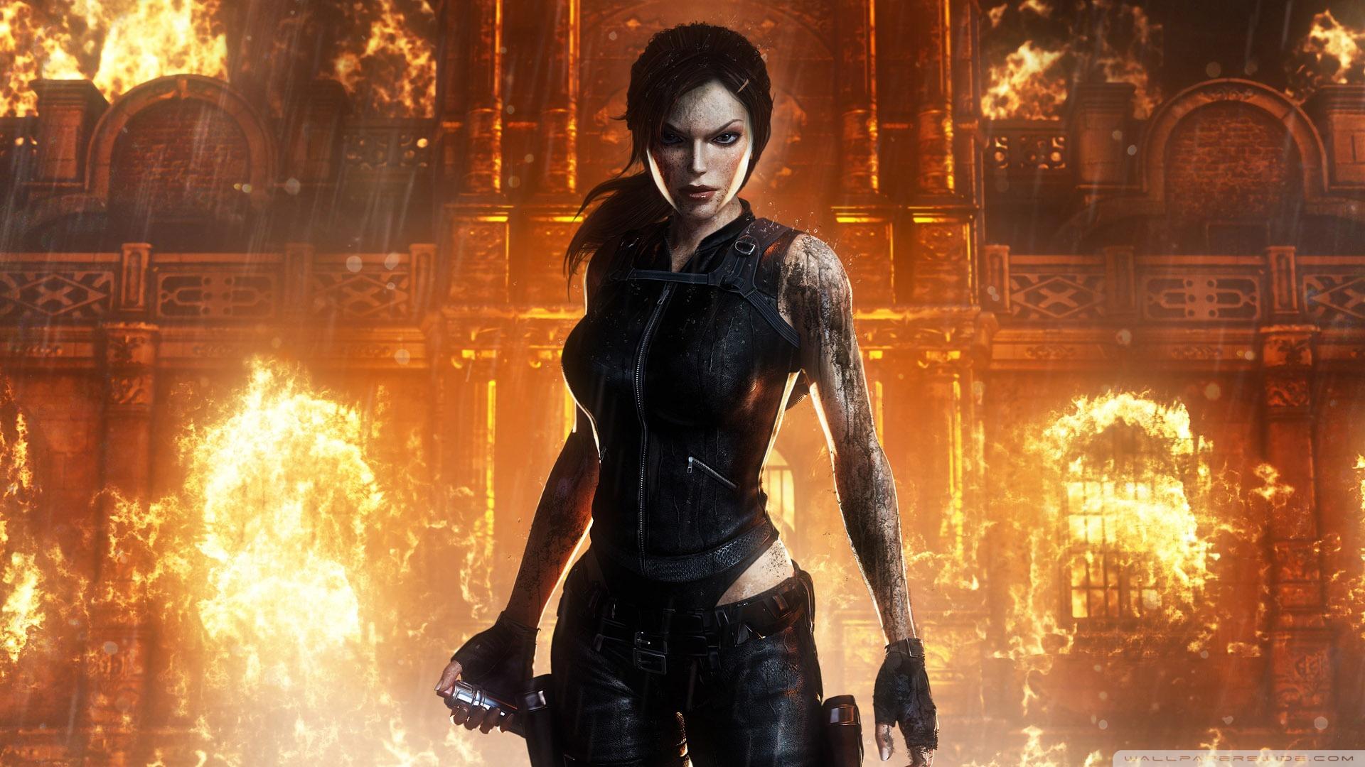 Tomb Raider Underworld 7 Wallpaper 1920x1080 Tomb Raider Underworld 1920x1080