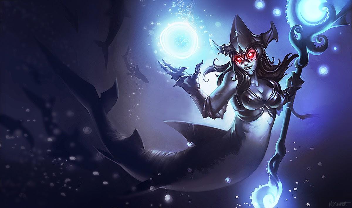 Nami League of Legends Wallpaper, Nami Desktop Wallpaper