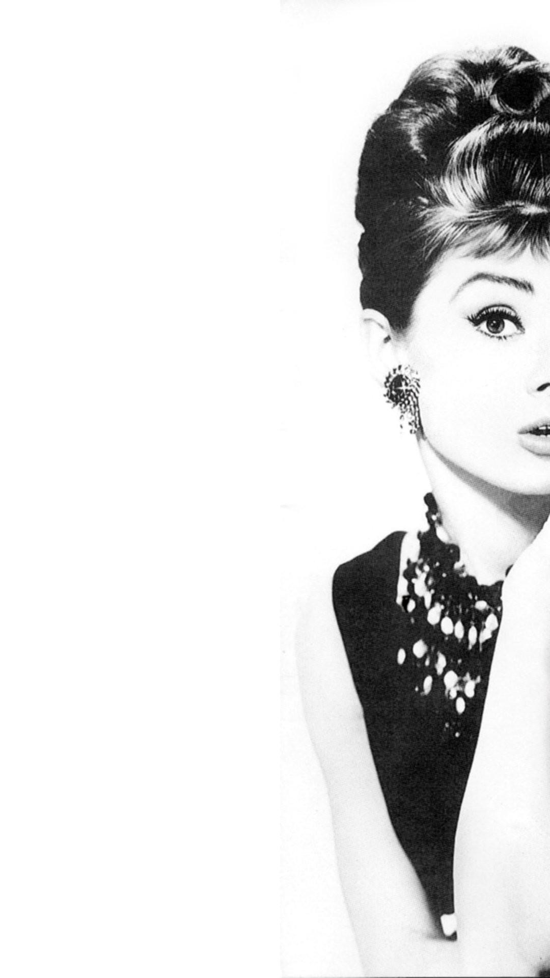 Download Audrey Hepburn Wallpaper for Android 1080x1920