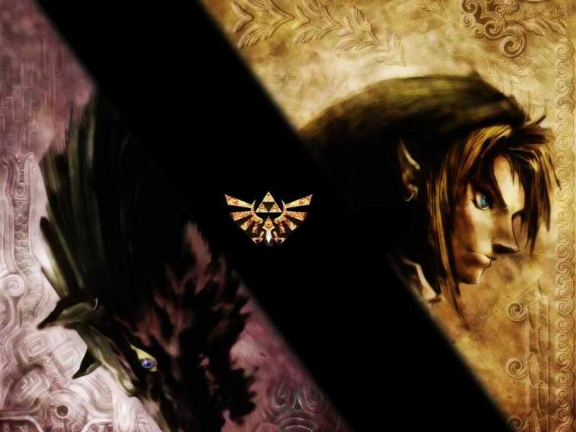 Link Wolf Twilight Princess wallpaper   ForWallpapercom 808x606