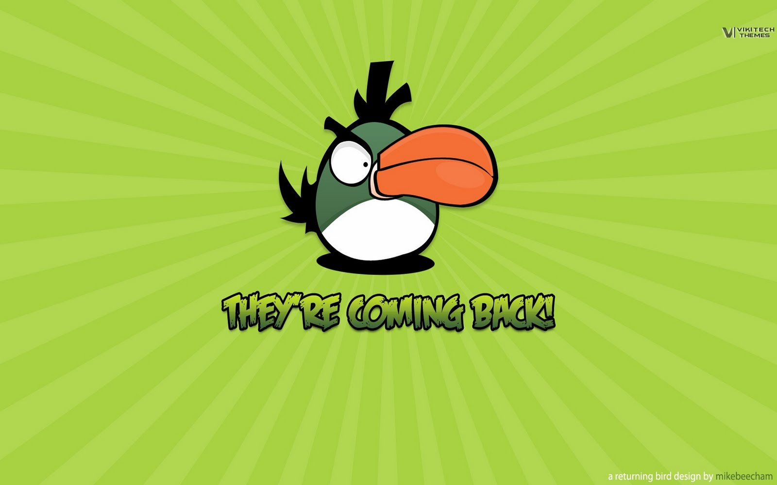 WallpapersKu Angry Birds Wallpapers 1600x1000
