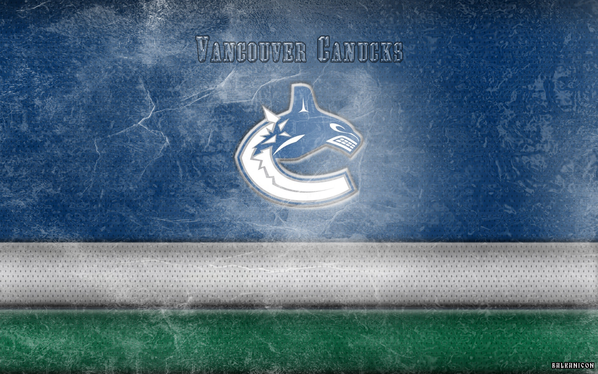Vancouver Canucks wallpaper by Balkanicon 1920x1200