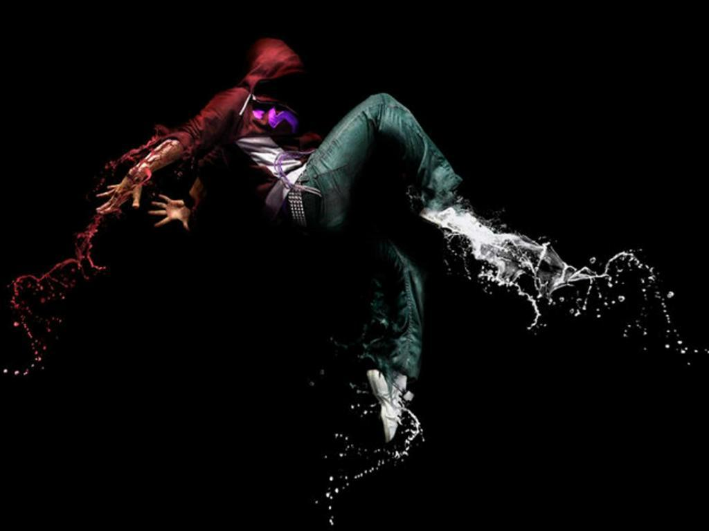 Hip Hop Dance Backgrounds 1024x768