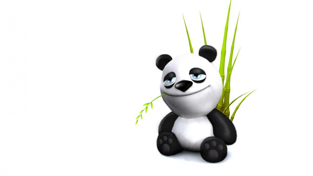 cute cartoon panda wallpaper wallpapersafari