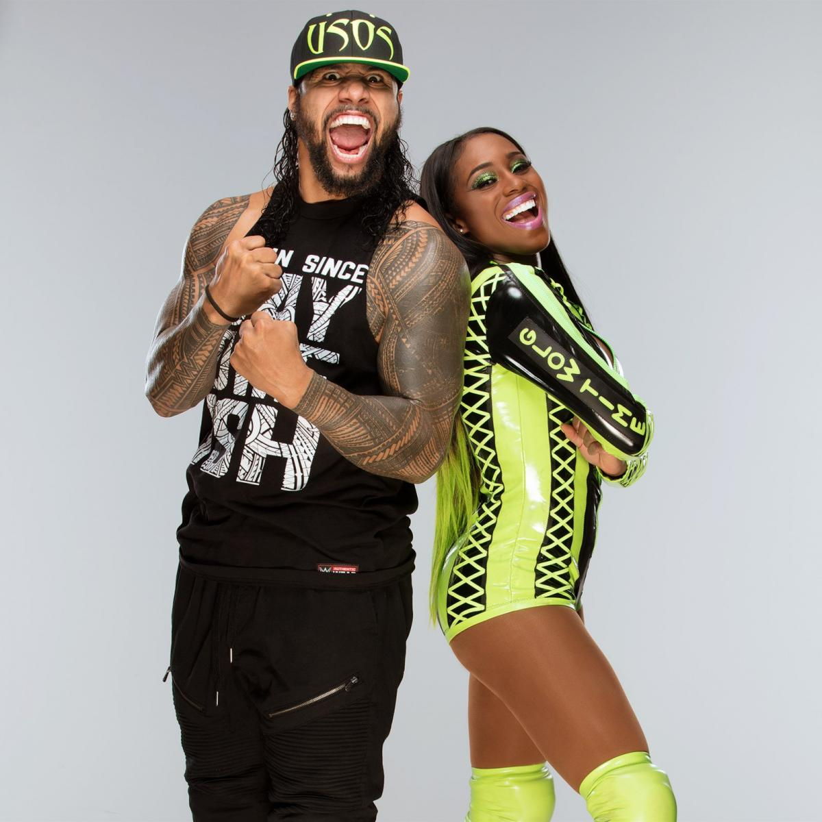 The unlikely tandems of WWE Mixed Match Challenge photos WWE 1200x1200