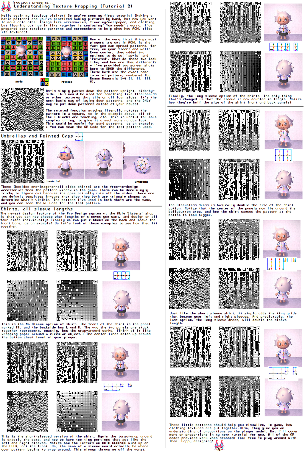 Free Download Acnl Tutorial Texture Wrapping By Frootzcat