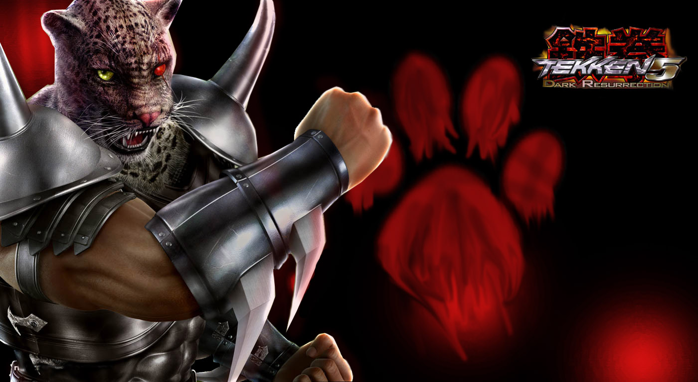 50+] Tekken King Wallpaper on WallpaperSafari