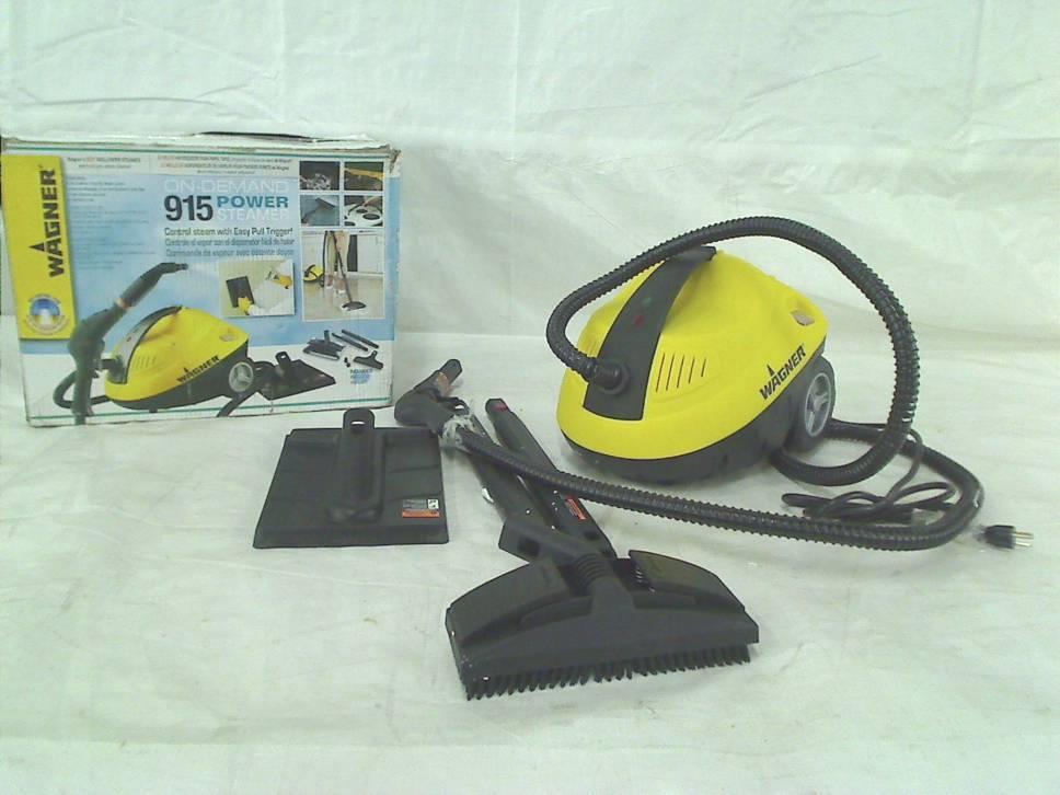 Free Download Wagner 915 1 500 Watt On Demand Power Steamer