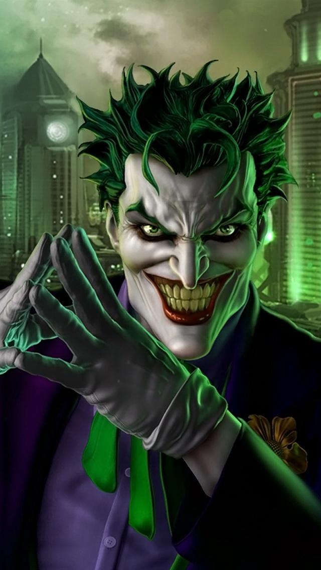 [50+] HD iPhone Joker Wallpaper on WallpaperSafari