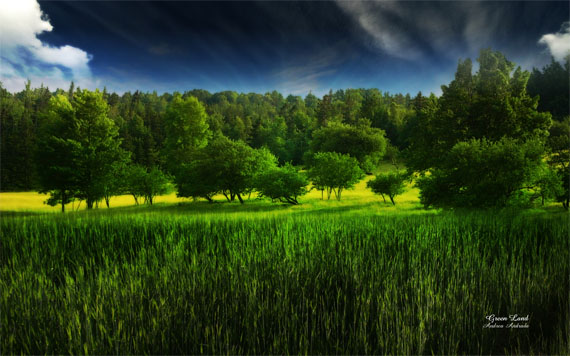 78 Stunning Landscape Desktop Wallpapers 570x356