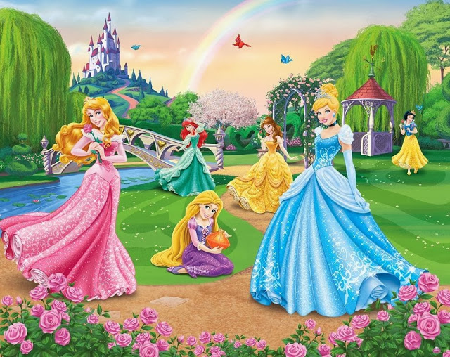 Disney Princess HD Wallpapers Download HD WALLPAERS 4U FREE 640x508