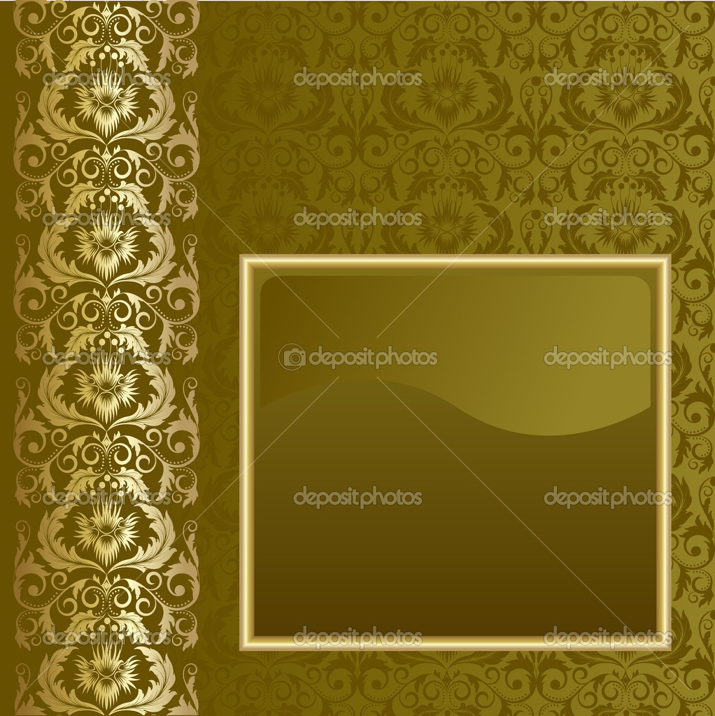 Brown And Gold Wallpaper   Wallpapers HD Fine 1022x1023