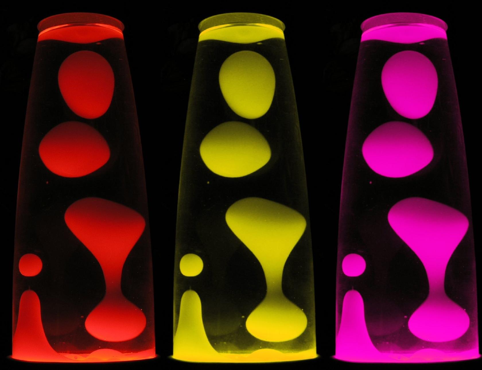 Lava Lamp Vector - Lava lamp