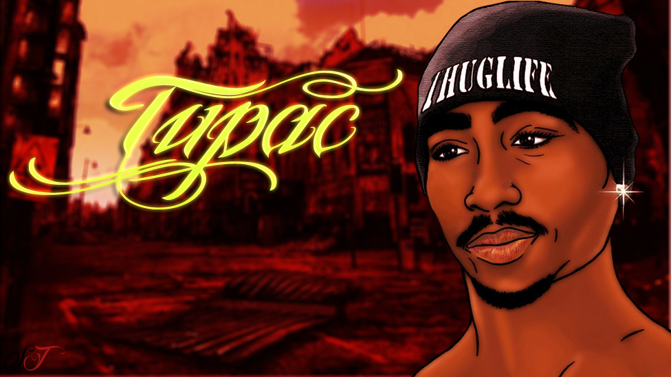 Tupac wallpaper by DorukSilleli 976x549