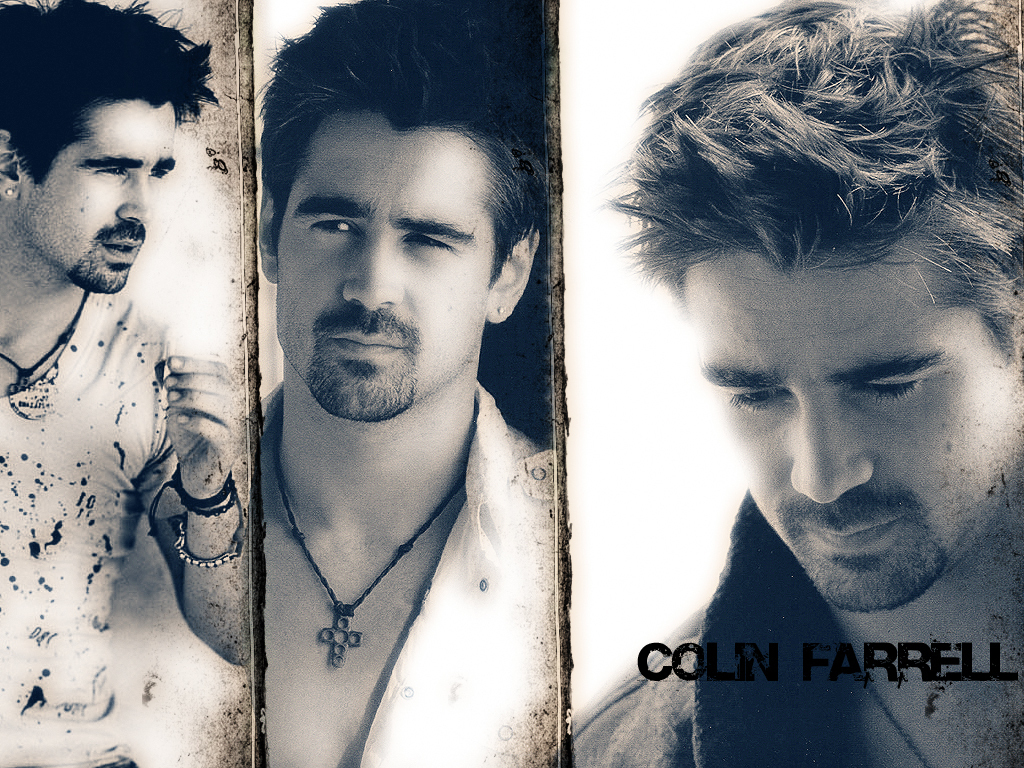 Colin Sexy Wallpaper   Colin Farrell Wallpaper 9829431 1024x768