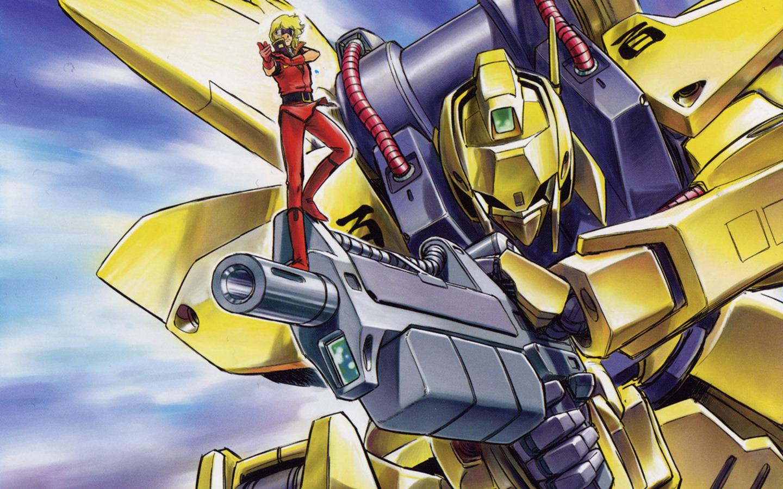 [45+] Zeta Gundam Wallpaper on WallpaperSafari