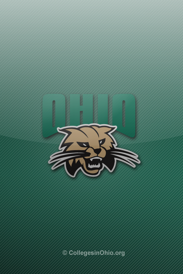 thumbs ohio bobcats iphone wallpaper 2 Ohio Bobcats iPhone Wallpapers 640x960