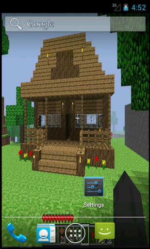 Download Minecraft Live Wallpaper For Android 309x512