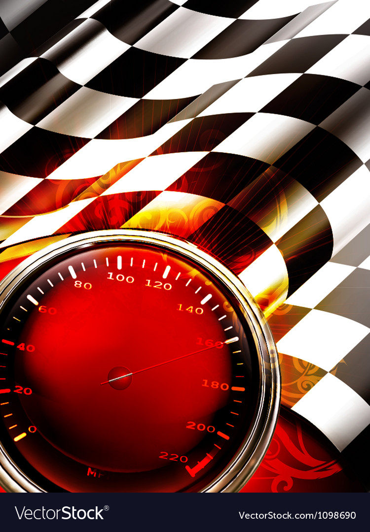 Racing background vertical Royalty Vector Image 750x1080