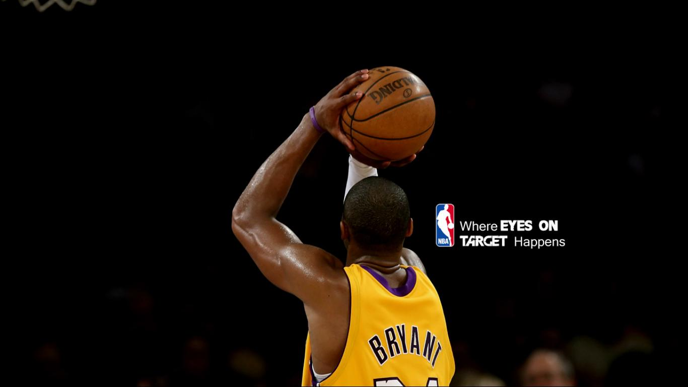 If you like Kobe Bryant surely youll love this wallpaper we have 1366x768