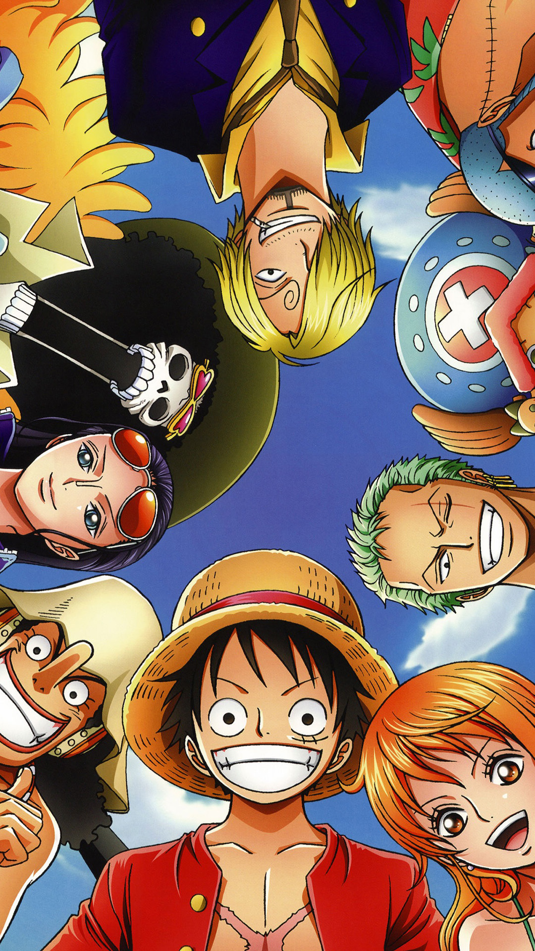 48 One Piece Android Wallpaper On Wallpapersafari