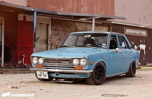 Datsun 510 Wallpapers 500x327