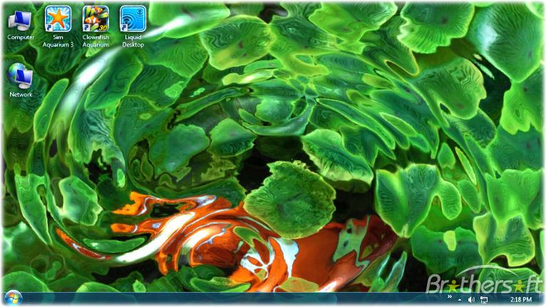 Download Liquid Live Desktop Wallpaper Liquid Live Desktop 766x431