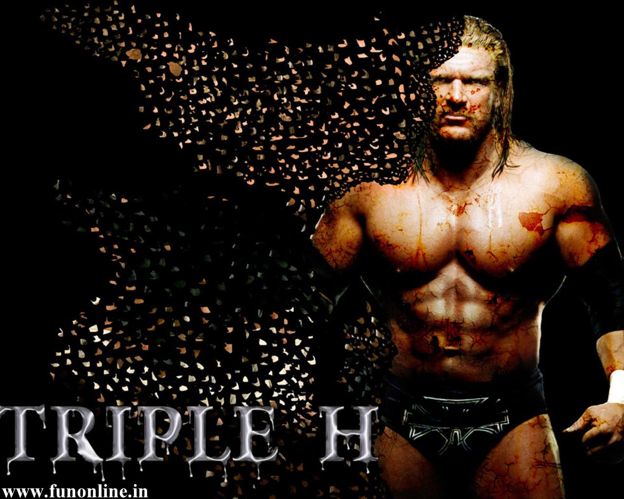 Triple H King Of Kings Wallpaper   Viewing Gallery 1280x1024