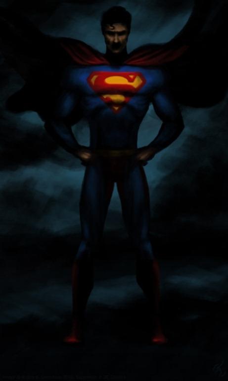 Wallpapers Dark Superman Wallpaper 461x768