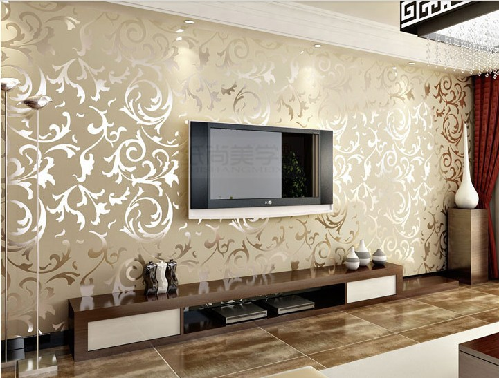 Feature Wallpaper Wall paper Roll For living room bedroom TV backdrop 721x547