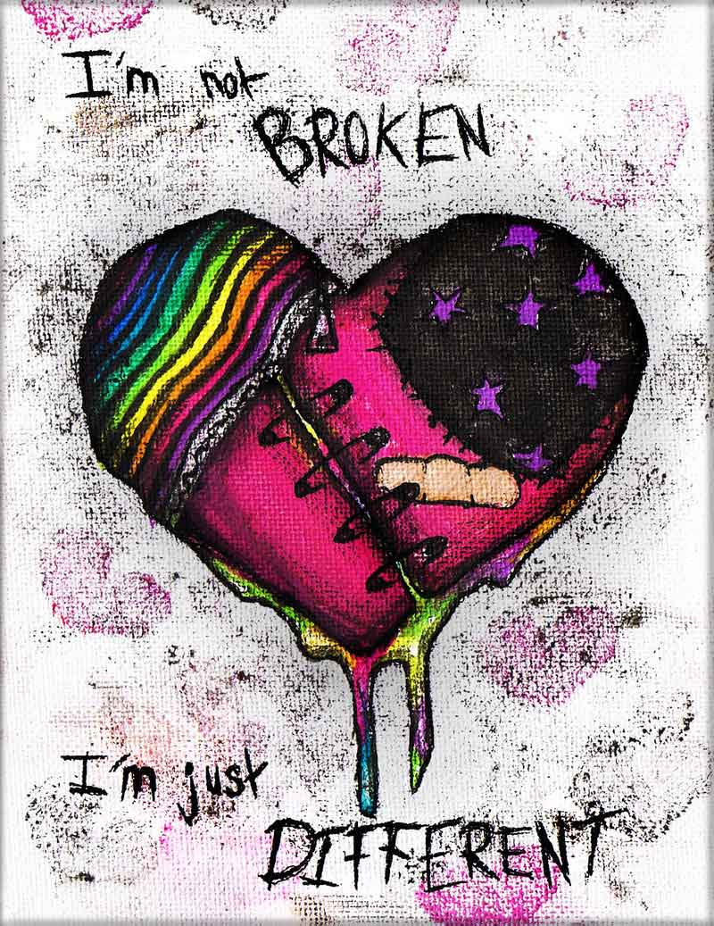 Heart Broken Wallpaper - WallpaperSafari