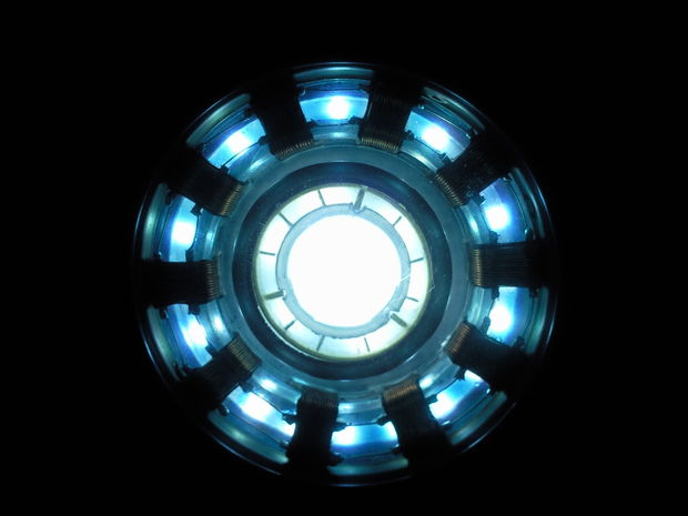 BUILD THE SECOND GENERATION ARC REACTOR 620x465