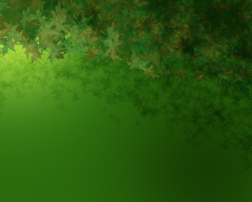 Forest Green Background