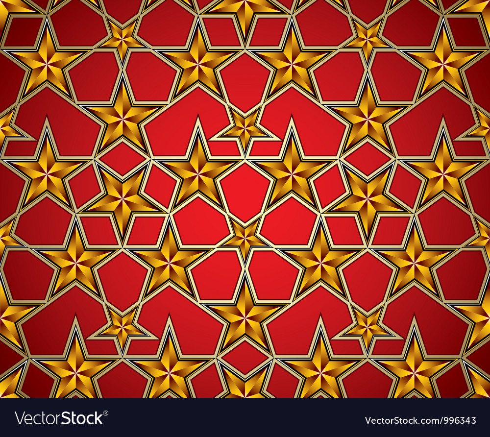 Soviet style seamless background Royalty Vector Image 1000x892