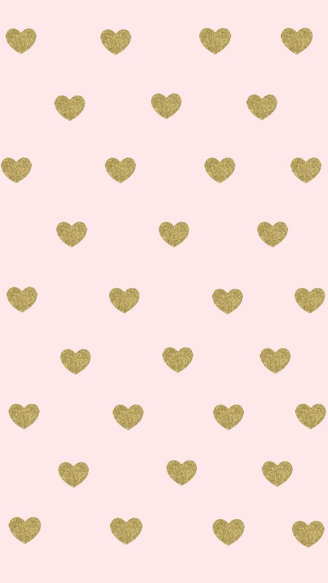 [48+] Blush Pink and Gold Wallpaper on WallpaperSafari