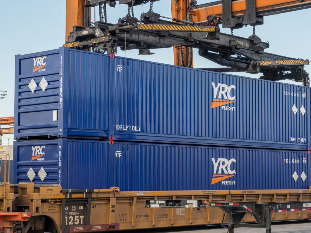 YRC Freight and BNSF strengthen intermodal commerce AJOTCOM 1024x768