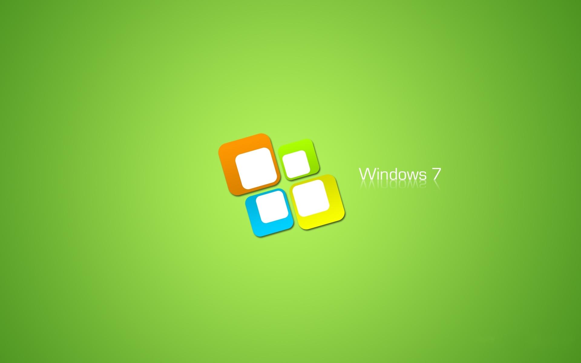hi tech windows seven windows 7 seven pc microsoft logo logo 1920x1200