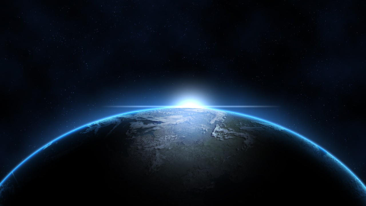 HD Space Wallpaper Widescreen - WallpaperSafari