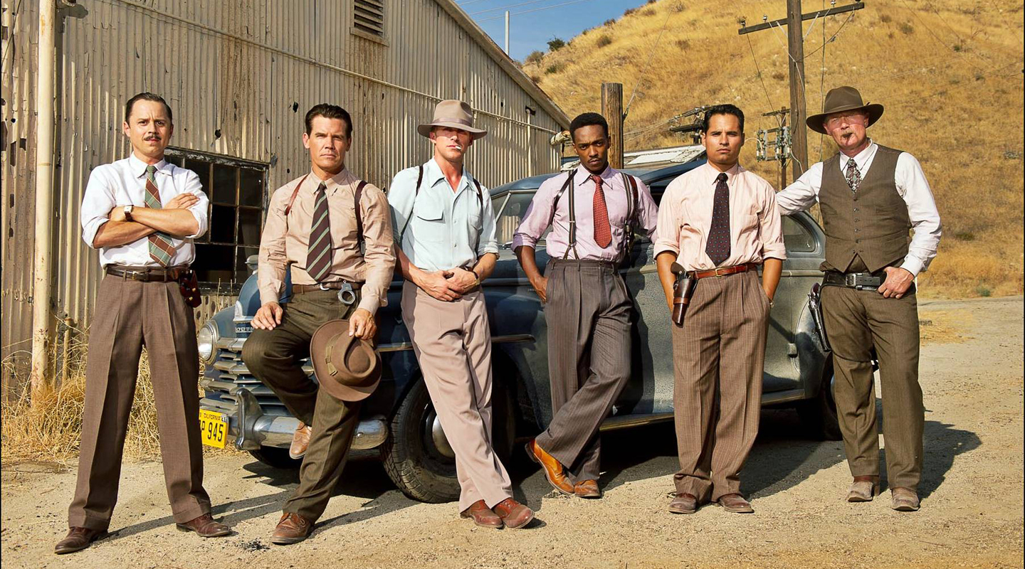Wallpapers Gangster Squad   Everything about PowerPoint Wallpapers 1440x800