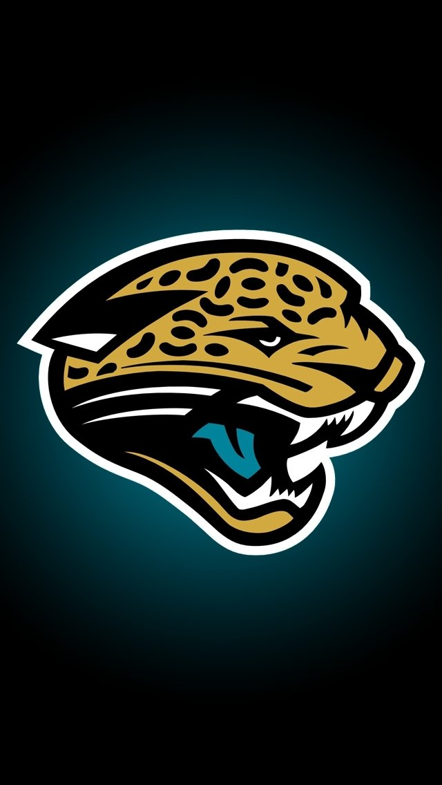 Wallpapers Download iPhone Wallpapers NFL Jacksonville Jaguars 640x1136