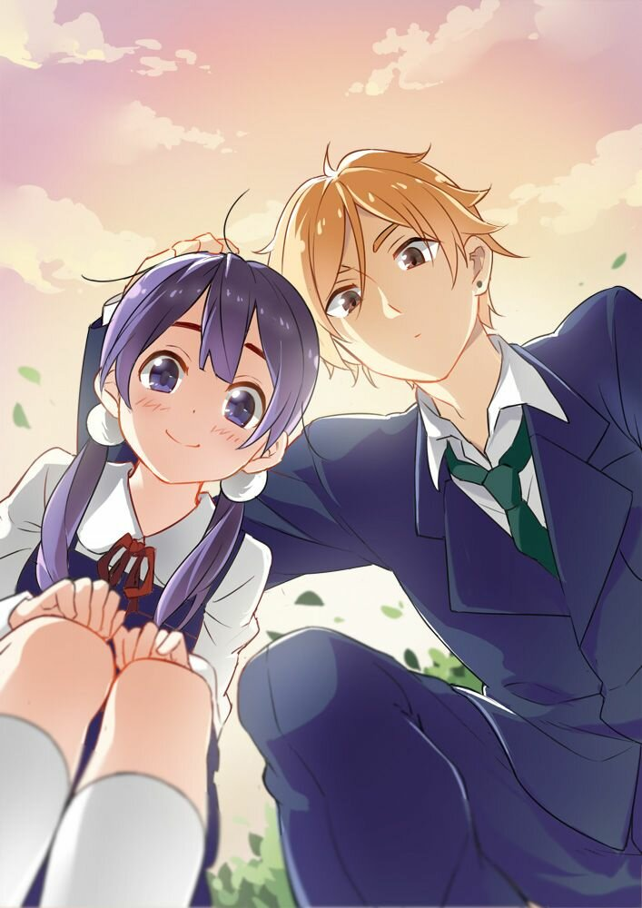 Tamako Market Tamako Love Story Kyoto Animation   Tamako And 707x1000