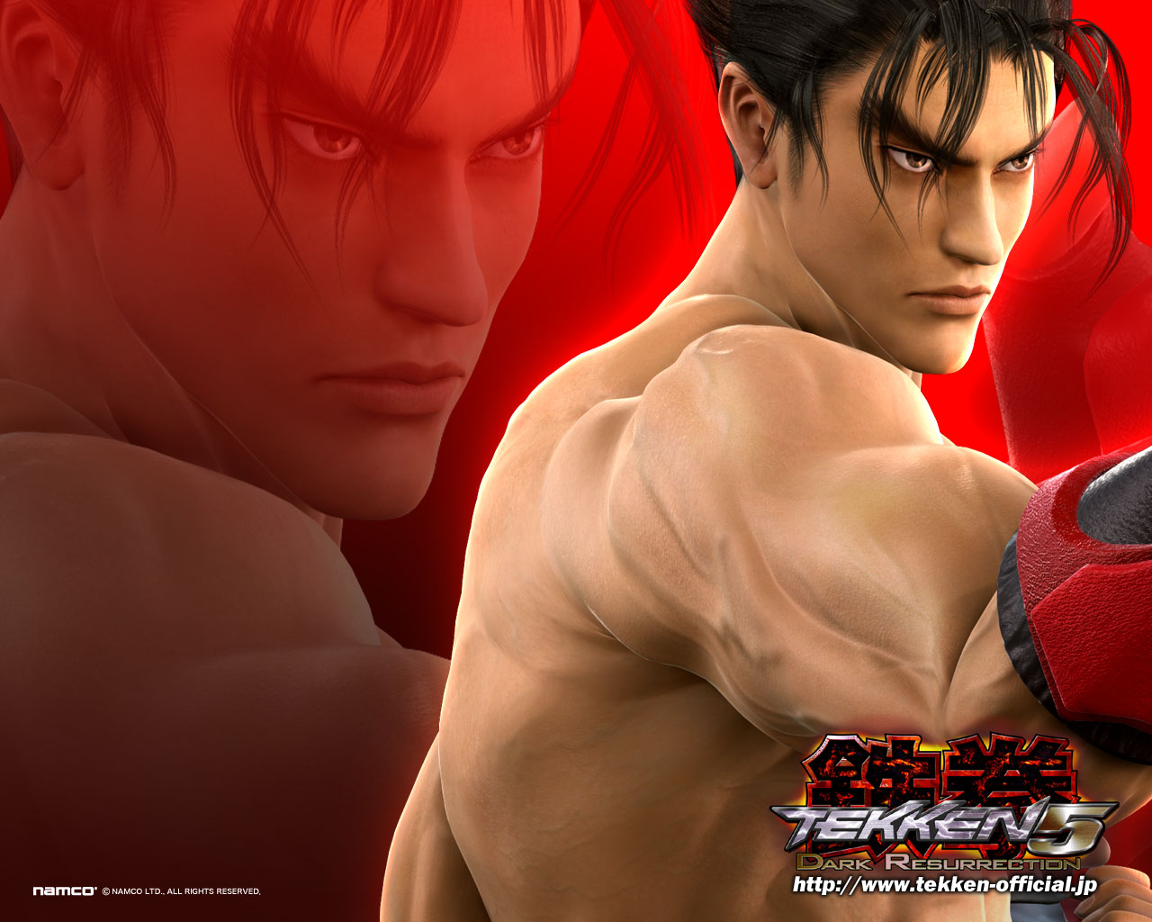 Free Download Jin Kazama Tekken 5 Dark Resurrection 1280x1024 For Your Desktop Mobile Tablet Explore 50 Tekken 5 Wallpaper Tekken Tag 2 Wallpapers Tekken