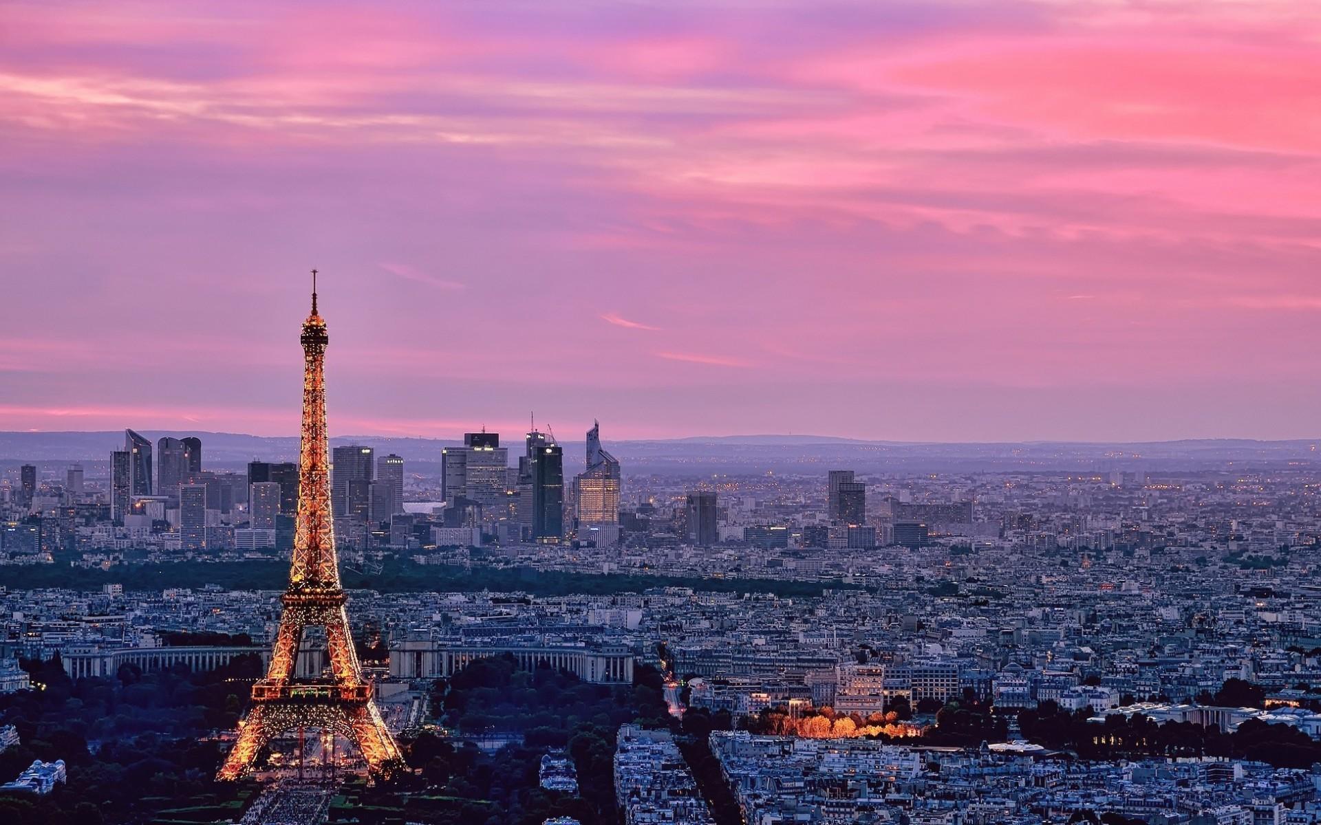 Pink Paris   Wallpaper High Definition High Quality Widescreen 1920x1200