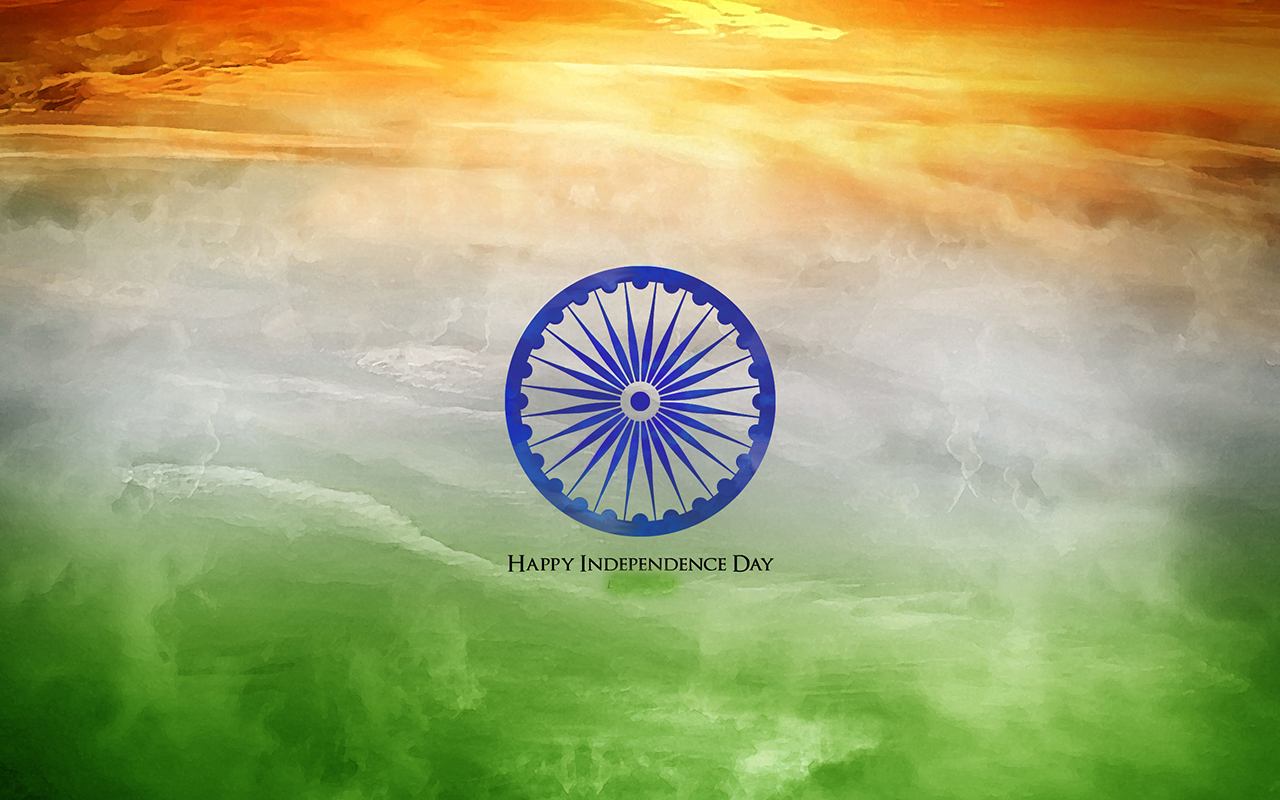 15 August Independence Day HQ Wallpaper 1280x800