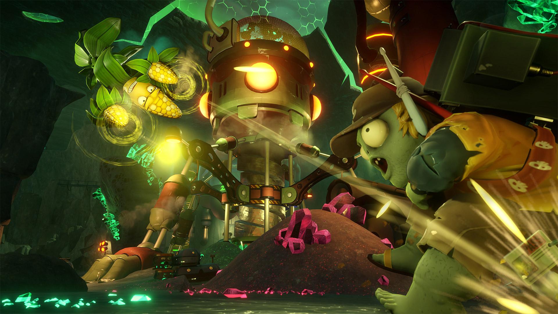 Free Download Plants Vs Zombies Garden Warfare 2 Wallpaper In